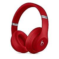 Beats Studio3 Wireless 头戴式耳机 - 红色 蓝牙无线 自适应消噪