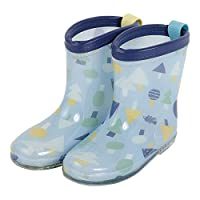 Ogawa 小川 儿童雨靴 Kukka Hippo 02 ツリー S 15cm 84087