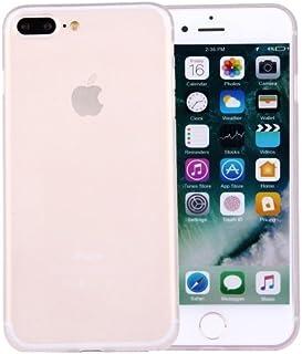 alsatek 磨砂塑料手机壳适用于 iPhone 8 Plus – 透明