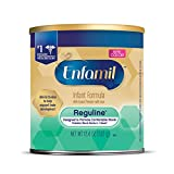 Enfamil Reguline Infant Formula - Designed for Soft, Comfortable Stools - Powder Can, 12.4 oz