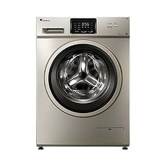 Little Swan 小天鹅 TG80-1420WDXG 8公斤全自动变频滚筒洗衣机 一级能效 WIFI控制 金色