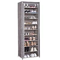 STORE.IT 鞋柜 Vlies/Uni Grau 175x60x40cm 670599