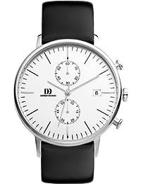 Danish Design 丹麦品牌 975 石英男士手表 IQ12Q975(亚马逊自营商品, 由供应商配送)