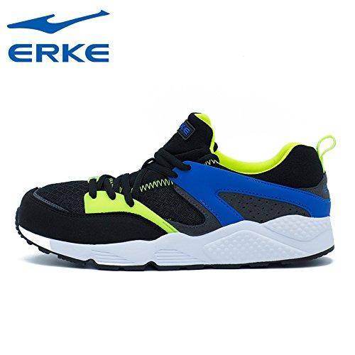 鸿星尔克 跑步鞋男鞋运动鞋2016秋季新款网面休闲鞋耐磨慢跑鞋