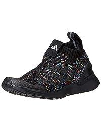 adidas kids 阿迪达斯童鞋 男童 休闲运动鞋 RapidaRun Laceless D97015