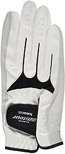 Kasco(Kasco) 高尔夫手套 手套 男士 RR-1323R 左撇子用 白色/黑色 21