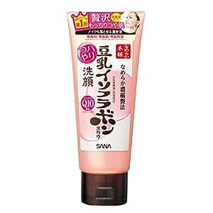 NAMERAKA Sana 豆乳异黄酮 Q10 洁面乳,150 克