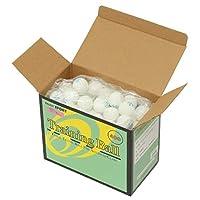 照和商事 40MM训练球10道装(纤维机器人制) 1S40-10 白色