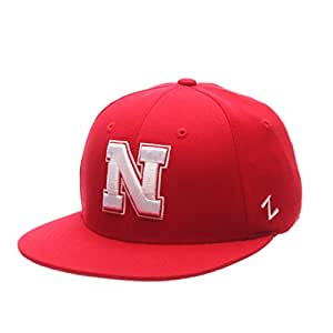 ZHATS NCAA 男式 M15 棒球帽 红色 Size 7 5/8