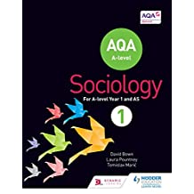 AQA Sociology for A-level Book 1 (English Edition)