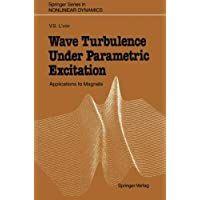 Wave Turbulence Under Parametric Excitation: Applications to Magnets