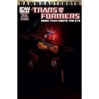 Transformers: More Than Meets the Eye (2011-2016) #33: Dawn of the Autobots (Transformers: More Than Meets the Eye Ongoing)