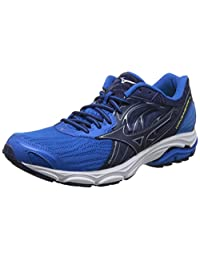 Mizuno 美津浓 男 跑步鞋 WAVE INSPIRE 14