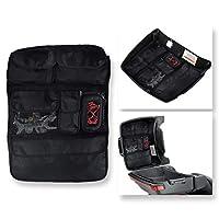 YHMTIVTU 旅行包盖收纳工具袋适合哈雷旅行超经典国王 1993-2020