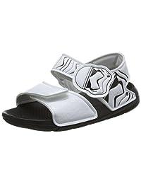 adidas kids 阿迪达斯童鞋 男童 户外运动凉鞋 Star Wars AltaSwim CQ0127
