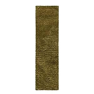Superior Hand Tufted 厚毛绒舒适优质沙格纹纹纹地毯