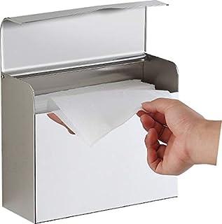纸巾分配器,不锈钢多折叠毛巾架,C折叠纸巾分配器,250 C 和 Z-Fold 容量/300 多折叠容量 Cq 丙烯酸