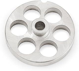 """TSM #10/12 不锈钢肉类研磨板带轮毂 亮灰色 3/4"""""""