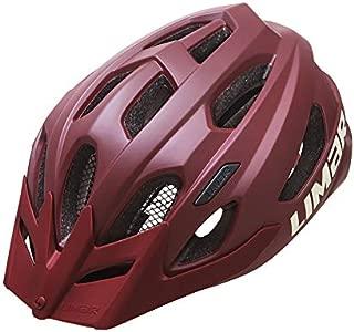 Limar 中性款 – 成人 Berg-EM 自行车头盔,哑光,L