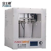 富士樱 F-1300 3D打印机 FDM 3D桌面级 智能静音创客办公静音 高精度工业级3d打印机 企业家用学校创客教育打印