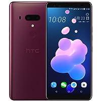 HTC U12+ VR互联产品4G全网通6G+128G骁龙845新品旗舰手机12plus (烈焰红)