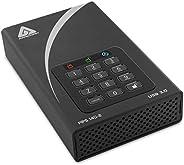 Apricorn Aegis Desktop 硬盘 黑色 6 TB