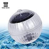 WHATOOK 水下潜水 LED 灯防水多色电池供电遥控无线 10 个 LED 灯,适用于热水管、池塘、喷泉、瀑布、水族馆、派对、花瓶底座,