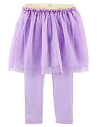 Carter's 女婴闪光芭蕾舞短裙打底裤