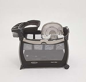 GRACO 葛莱 多功能遮光儿童床 便携儿童游戏音乐床 移动尿布更换台 1894304