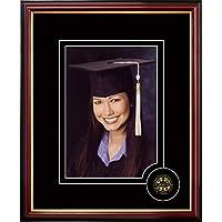 校园图像 NCAA 中性毕业生肖像框架