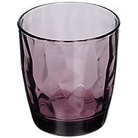 Bormiolirocco 波米欧利.罗克 钻石 紫色水杯 305ml 3.50230 六只装