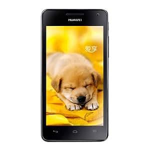 荣耀四核 爱享版 U9508 3G智能手机(黑白色)2G RAM版