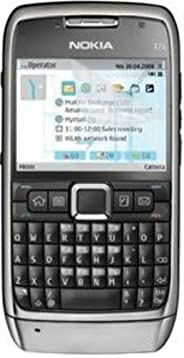 Amzer Super Clear Screen Protector with Cleaning Cloth for Nokia E71