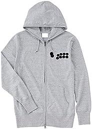 【TGS】街头霸王V 原创连帽卫衣(拉链) 灰色 XL尺寸