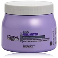 欧莱雅 Serie Expert LISS UNLIMITED MASK 500ml