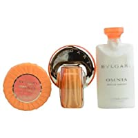 Bvlgari Omnia Indian Garnet 4 Piece Gift Set