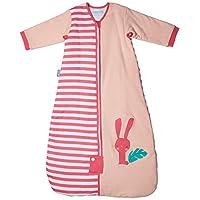 英国Grobag睡袋-小兔条纹 (2.5托格,6-18个月)AAE4859