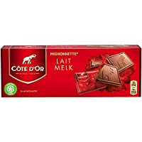 Cote D'or克特多金象 牛奶巧克力-片装240g(波兰进口)