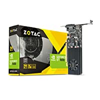 ZOTAC GeForce GT 1030 2GB 显卡ZT-P10300A-10L  DVI-D HDMI