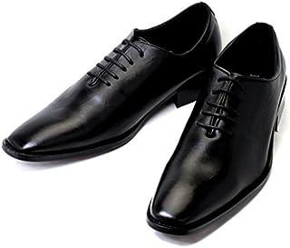 ( Lily ) Luminio 商务鞋皮鞋 イタリアンクラシコ 绅士鞋意大利设计男士黑色 [ 品牌 ] lut716- BK