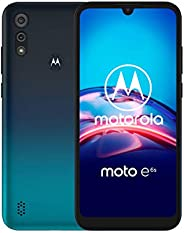 Motorola Moto E6s (2020) GSM 解锁 安卓智能手机XT2053-2  32 GB Moto E6s - Blue - International - 2020