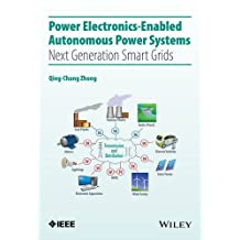 Power Electronics-Enabled Autonomous Power Systems: Next Generation Smart Grids