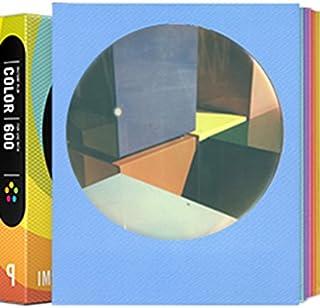 Impossible 4154 Polaroid 600 相机 8 录多色圆帧