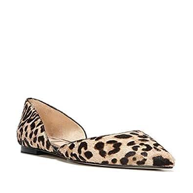 Sam Edelman 女 芭蕾鞋 Rodney F2385L3251 豹纹砂色 36 (US 6)
