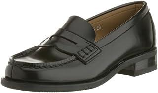 HARUTA 乐福鞋 经典款式 3E 人造皮革 女款 4505