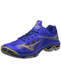 Mizuno 美津浓 中性 排球鞋 WAVE LIGHTNING Z4 3129Q3-WAVE LIGHTNING Z4
