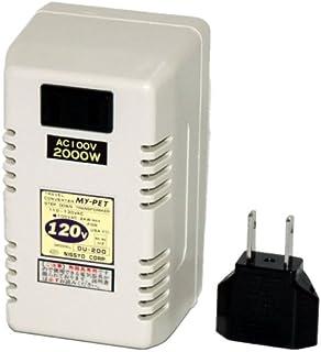 日章工业 旅行变压器热器配件 My Poot系列 DU-200