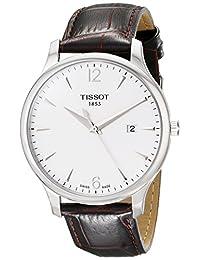 TISSOT 天梭 男士手表  Tradition T0636101603700