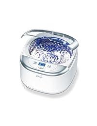 Sanitas SUR 42 超声波清洁器,清洁首饰、眼镜、假牙等等。
