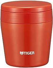 TIGER 虎牌 保溫杯 真空隔熱 湯罐 250ml 保溫 廣口 圓底 玫紅色 MCL-B025-RC Tiger